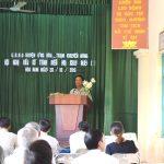 Hà Nội: Huyện Ứng Hòa triển khai cơ giới hóa canh tác lúa bằng máy cấy HAMCO