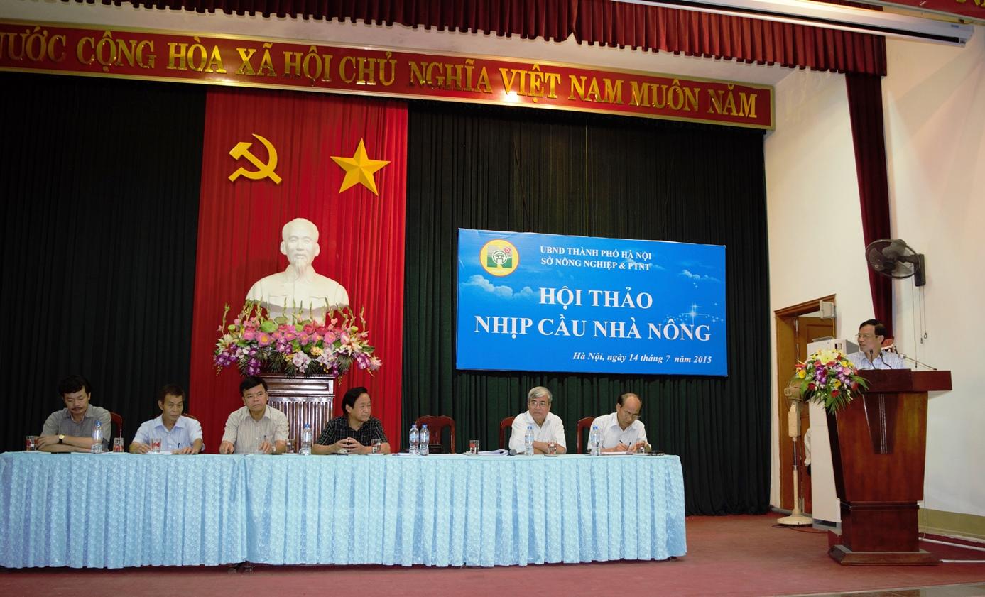 Hoi thao nhip cau nha nong - Thuong Tin - Ha Noi - 4